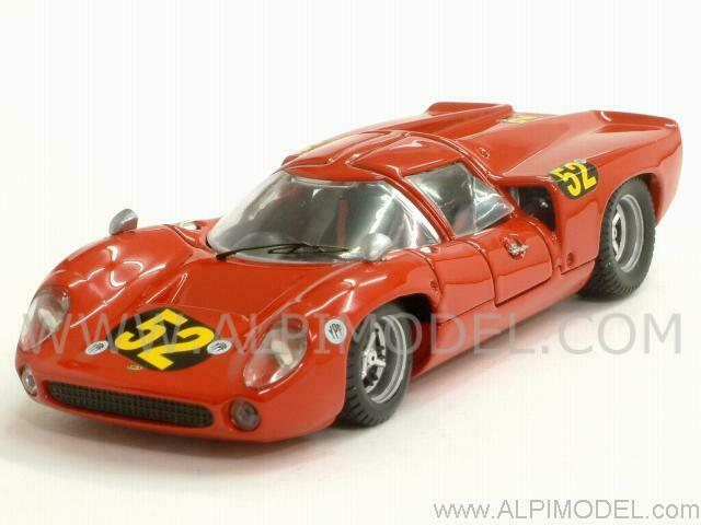 Lola T70 Coupe Buenos Aires 1970 Prophet - Pasqualini 1 43 BEST 9337