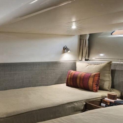 LED Swivel Reading Bunk Light Universal for Motorhome Boat RV Camper