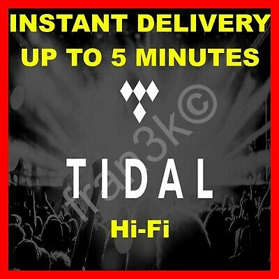 6 Users 3 Months Guaranteed Instant Delivery 5 Min Save 50-70% Adaptable Tidal Hi-fi Family Plan