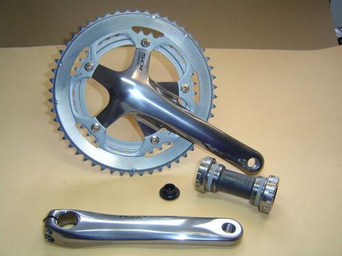 Shimano 105 Vélo Manivelle fc-5600 2x10 Hollowtech II 52//39 172,5 sm-fc5600 BSA