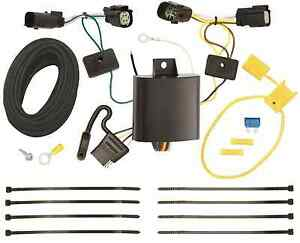 s l300 2015 2017 ford transit 150 250 trailer hitch wiring kit harness 2017 Ford Transit Connect Wagon at bakdesigns.co