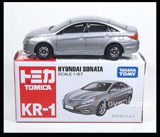 TOMICA KR-1 HYUNDAI SONATA 1/67 TOMY DIECAST CAR Silver