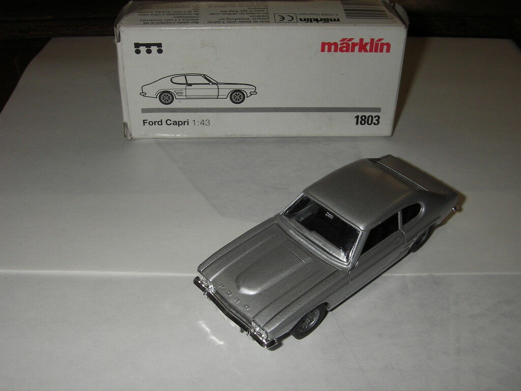 Marklin 1803 - Ford Capri - mint in box