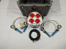 Nuclear Associates Voltage Divider Tank Model 07 476 With Travel Case
