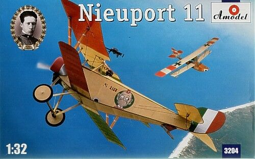 Amodel 1 32 Nieuport 11