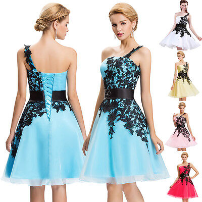 Short Prom Graduation Evening Formal Homecoming Bridesmaid Wedding Party Dresses