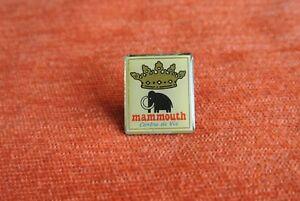 19543 Pins Pins Mammouth Auchan Supermarche Mammoth Couronne Crown