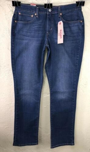 Sz 885608489835 a 31x32 Womens Relaxed Levi's media Jeans Straight 414 Nwt vita zPUxHgY