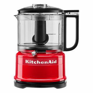 KitchenAid 5KFC3516HESD Mini Food Processor Zerkleinerer Limited Edition