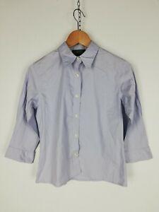 LAUREN-RALPH-LAUREN-Camicia-Shirt-Maglia-Chemise-Hemd-Tg-S-Donna