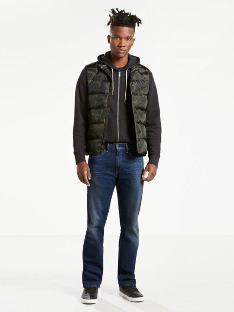 Levi's Men's 505 Regular Fit Levi's Flex Jeans