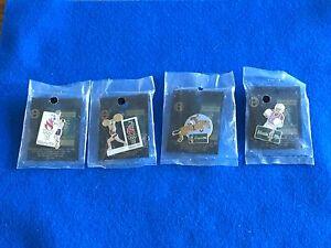 1996 Atlanta Olympics Event Pins - Lot of 4