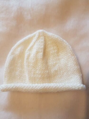New Handknitted hats newborn
