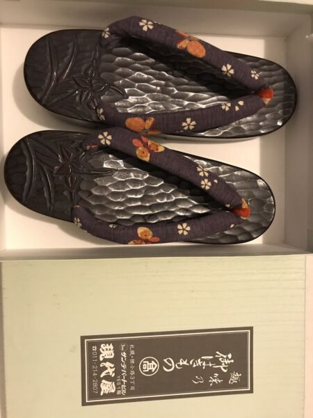 Affidabile Geta Sandali Donna Giapponesi Prima Qualità