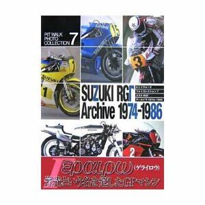 Suzuki-RG-Gamma-Archive-1974-1986-Perfect-Collection-Book