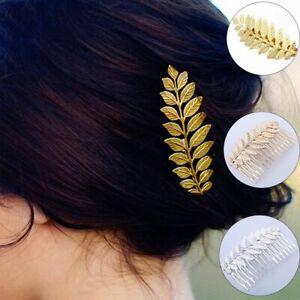 plaque-silver-or-pince-leaf-epingle-la-pince-a-cheveux-fille-barrettes-peignes