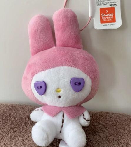 My melody KUROMI Cinnamoroll Halloween Plush set 10cm mascot SANRIO namco 2020