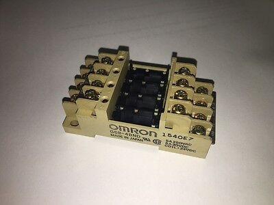 Omron Terminal Block Relay Unit WARRANTY Used G6B-48BND