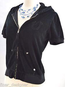 c715d7b4b Image is loading True-Religion-womens-authentic-hoodie-sweatshirt-zip-up-