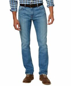 Tommy-Hilfiger-Men-039-s-Stretch-Straight-Droite-Extensible-Jeans-Pants-VARIETY-D41