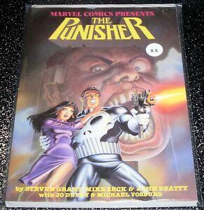 The-Punisher-Circle-of-Blood-TPB-8-5-1st-Print-Marvel-Comics