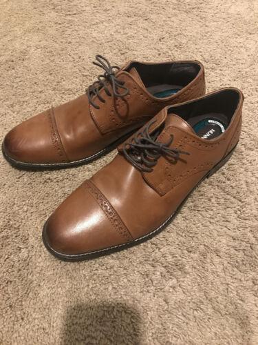 Nunn Bush Size 12 Brown Dreas Shoes