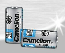 CAMELION PHOTO LITHIUM BATTERY CR123A CR 123A : 3V : LONG LIFE GAURANTEE : 1PC