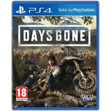 DAYS GONE PS4 - PLAYSTATION 4 - ITALIANO - PREVENDITA DEL 26/04/2019 - OFFERTA !