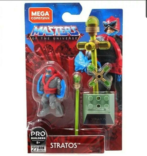 Mega Construx Stratos MOTU HE-MAN MASTER OF THE UNIVERSE BLOKS LEGO KRE-O 2019