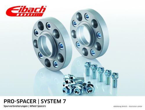 Eibach ensanchamiento sistema 42mm 7 Porsche Boxster incl s 986,09.96-12.04