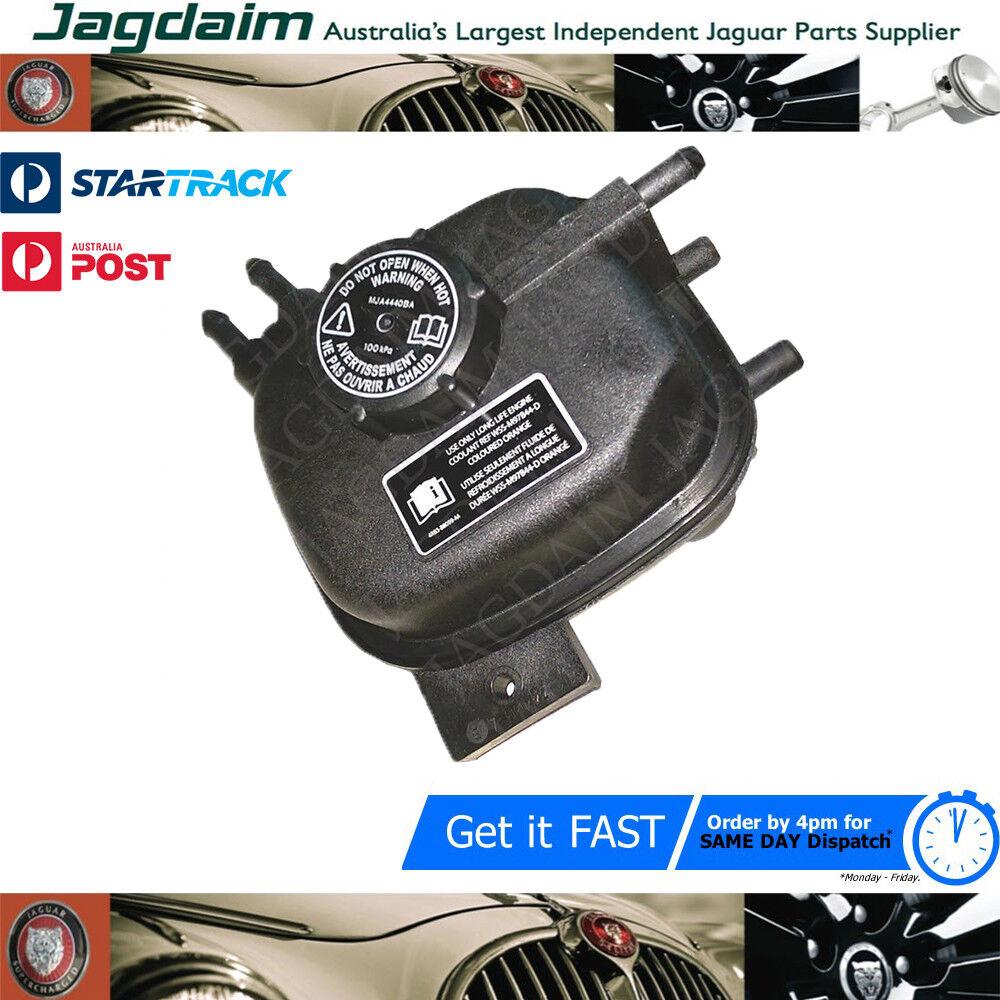 Jaguar XK8 1997-2006 Engine Coolant Recovery Tank Incudes Cap /& Sensor MJD4400AB