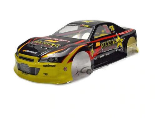 1//10 Onroad Rc Drift Car Body Shell For Tamiya tt01 tt02 tt01e Hpi Rs4 Sprint2