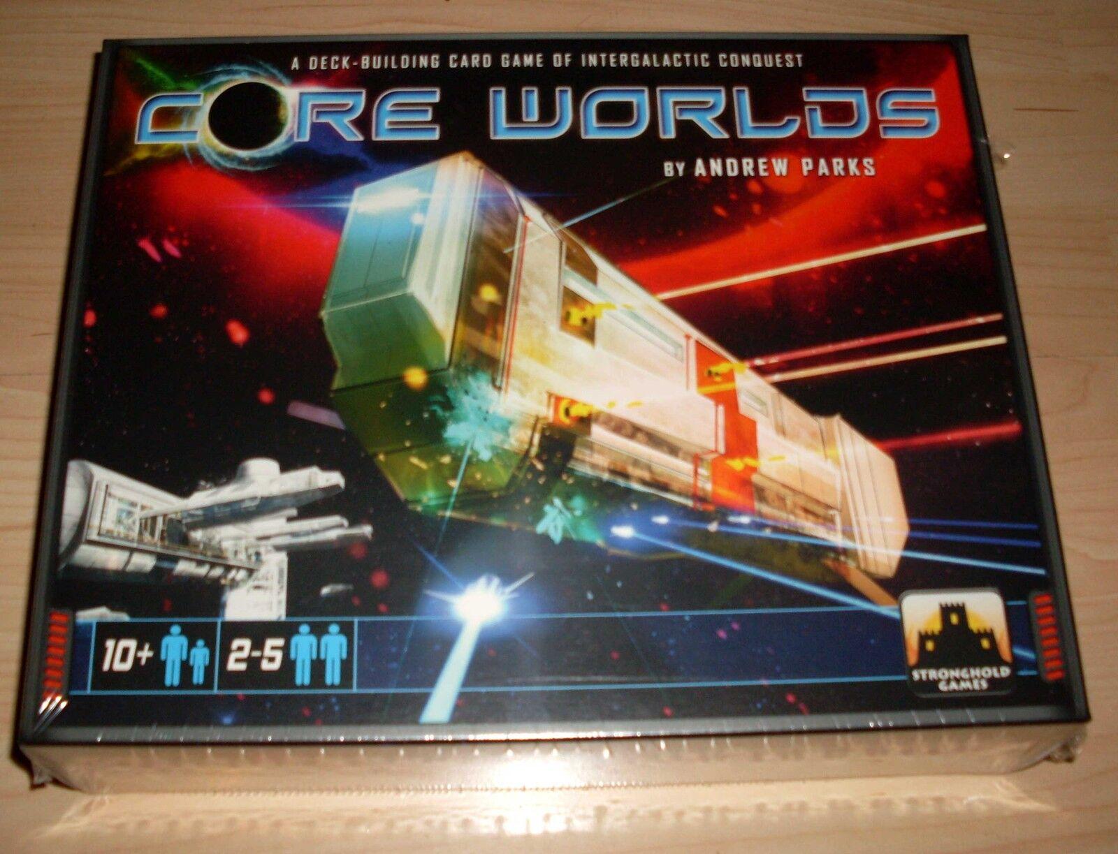 Core worlds-science-fiction jeu de voituretes par Andrew parcs-NEUF emballage d'origine   profiter de vos achats