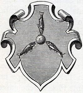 Cefalu-Small-Crest-1893-Palermo-Sicilia-Print-Ancient-mat