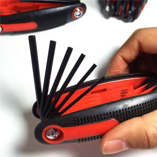 Archery Wrench Orange+Black 1 piece Kit For Compound Bow Allen Hex Key Ring Sale