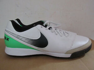 more photos fed2a a10a7 Image is loading Nike-TiempoX-Genio-II-Leather-TF-Trainers-819216-