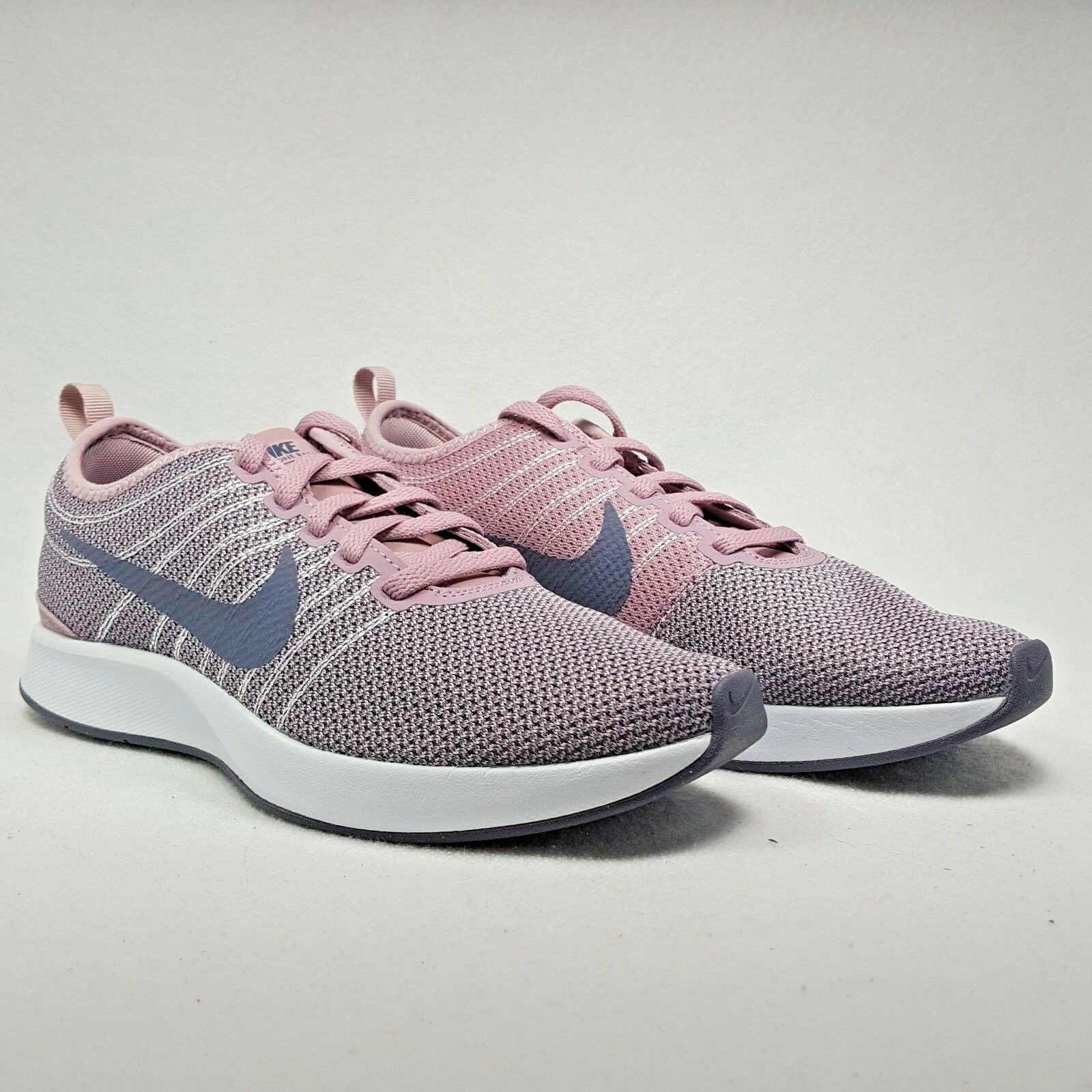 Nike Dualtone Racer Elemental Rose Light Carbon Rose Running Chaussures Femme Sz 7.5