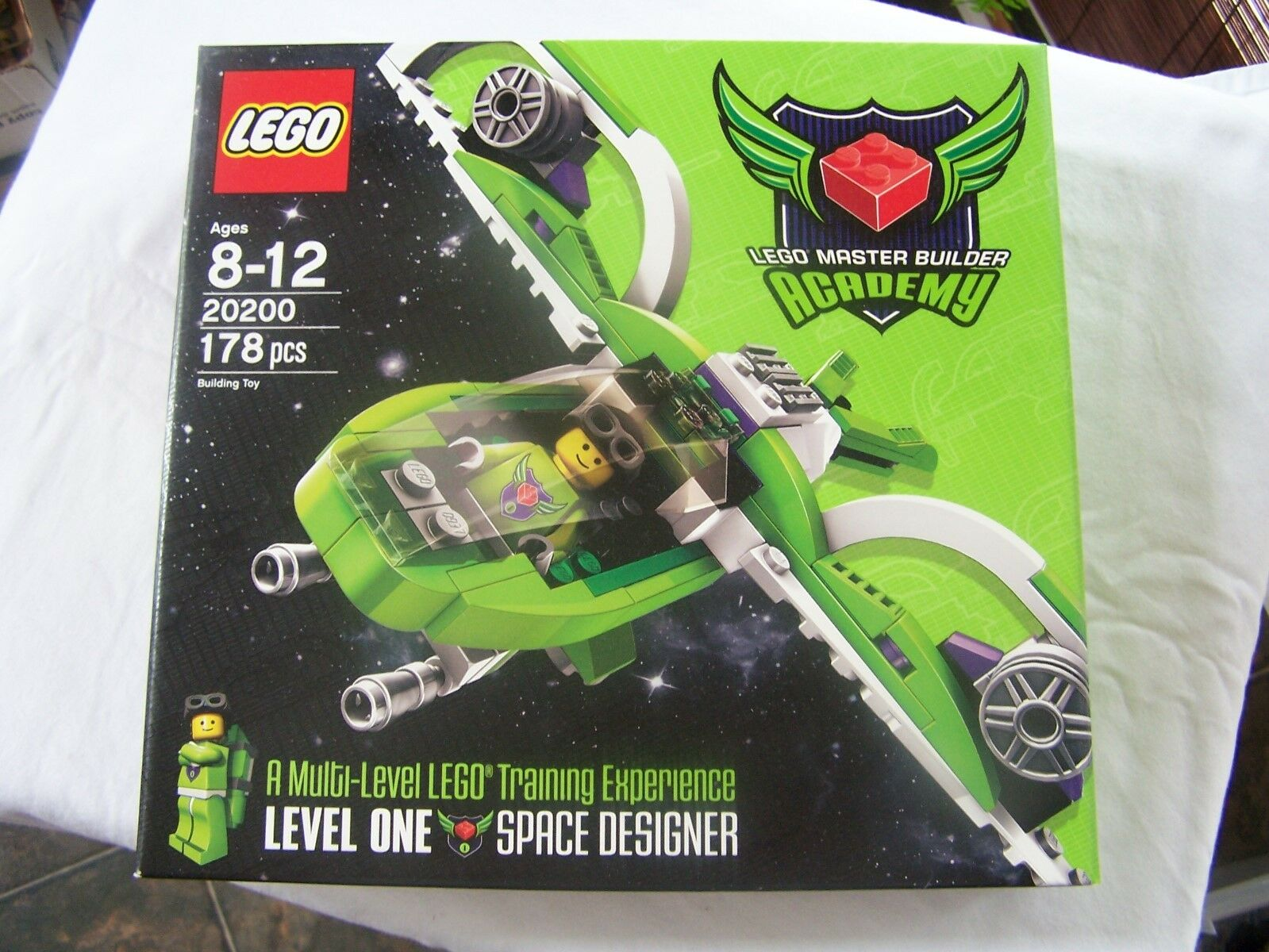 Lego 20200 MBA Level One - Kit 1, Space Designer MISB New Sealed