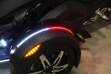 CUSTOM DYNAMICS Can-Am Spyder TRI-Color MagicFLEX LED Light Channels 2040-1268