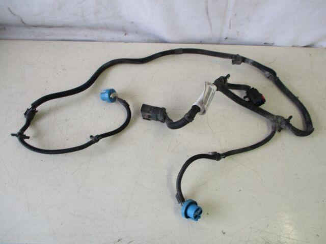 chrysler oem jeep headlight wiring harness 55155946aa image 3 ebay 2013 jeep jk headlight upgrade 2002 jeep liberty sport 3 7l 6 cyl oem headlamp headlight wire wiring