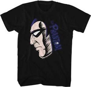 The Phantom Standing Logo 1936 American Adventure Comic Book Adult T Shirt