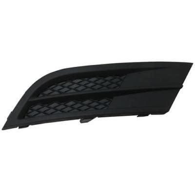 Parts N Go 2011-2014 Jetta Fog Light Cover Driver Side Left Hand LH Black 5C68536659B9 VW1038119