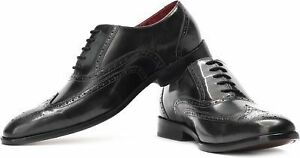 Park Avenue Genuine Leather Lace Up  Formal Shoes For Men Flat 70% OFF