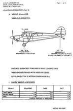 HUSKY AVIAT A-1A A1-B PERIOD FLIGHT MANUALS rare detail 2 x PILOT ARCHIVES