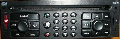 Peugeot Citroen RT4 RT5 soft update 8.31 Betriebssoftware CD 9679242580