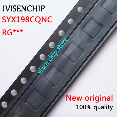 1-10 un RG4PN RG3AG RG2BN QFN-6 RG.. Syx 198 cqnc SYX198C SYX198