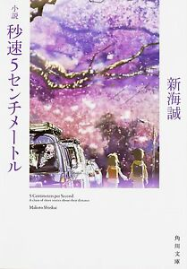 Image Is Loading New  Centimeters Per Second Japanese