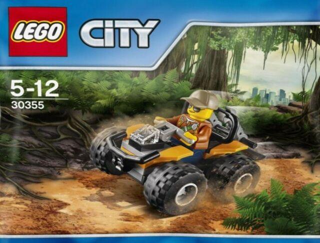 Lego Creatorjungle Atv 30355 Polybag Nuevo en Caja