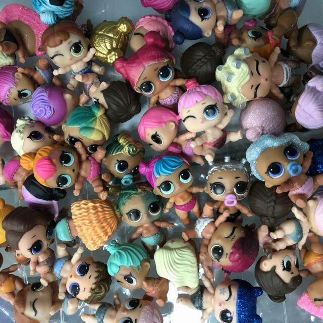 lol surprise dolls Series 2-3 wave 1 Big Sister 1 PCS random Kids Christmas gift