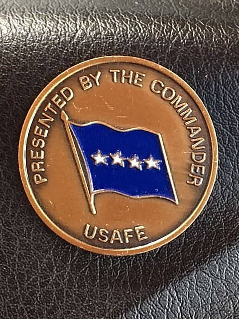 4 star general coin